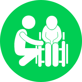 Care Home Visits icon