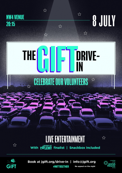 GIFT Drive-In