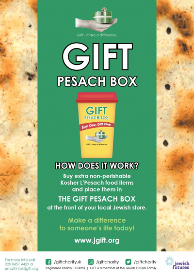 GIFT Pesach Box