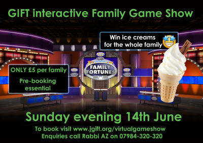 GIFT Virtual Games Show