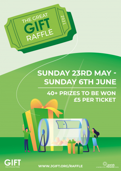 The Great GIFT Raffle