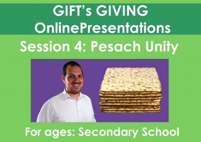 Pesach Presentation (Duration - 44 minutes)