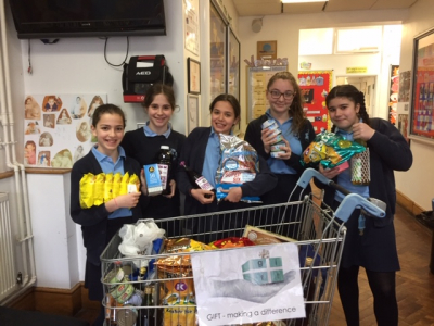 Pesach GIFTs to the community