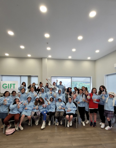 GIFT launches its first Batmitzvah course