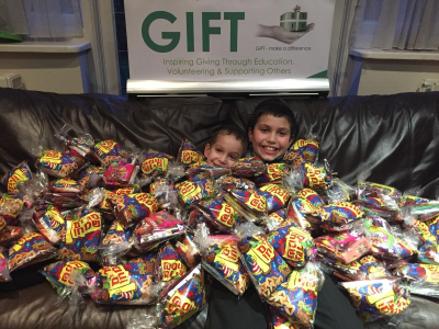 LOTS of GIFTS for Purim giving
