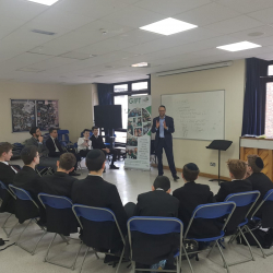 Rabbi Milun Lunch and Learn